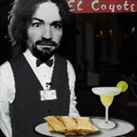 Sharon Tate Mexican Restaurant El Coyote
