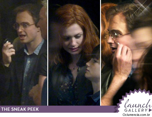 Harry Potter in 'Deathly Hallows' -- All Growed Up ...  Harry Potter in...