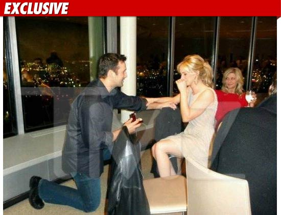 Tony Romo proposed his girlfriend-turned-wife Candice Crawford with a diamond ring
