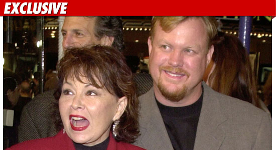 Roseanne Barr -- My Ex-Husband Is A Conniving A-Hole | TMZ.com