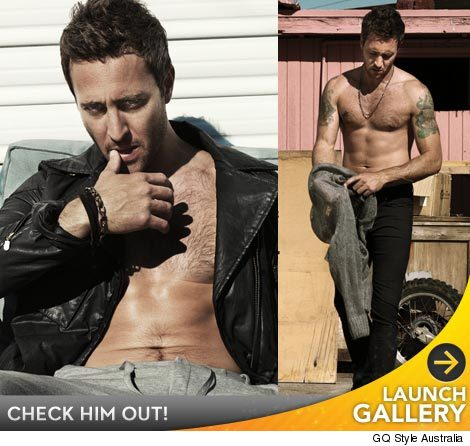 Sexy pics of steve mcgarrett hawaii five 0