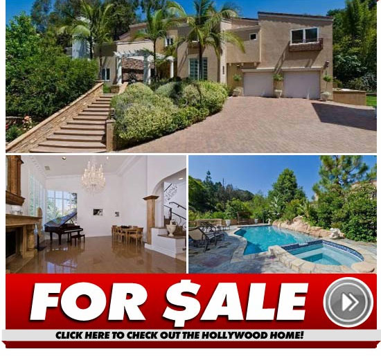 Mediterranean Style Home For Sale In Phoenix S Famed: Leona Lewis -- My House Is A STEAL At $2.5 MIL