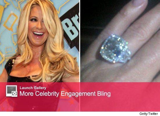 b283be8f6ad76 Kim Zolciak's 10 Carat Engagement Ring!   toofab.com
