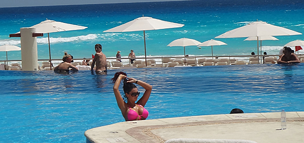 Beach Palace Cancun Mexico Tripadvisor Best On The World 2017