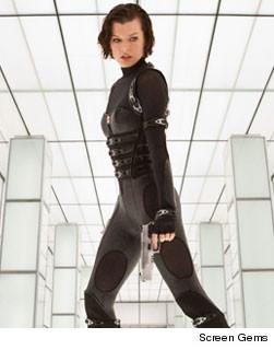 Milla Jovovich: Is