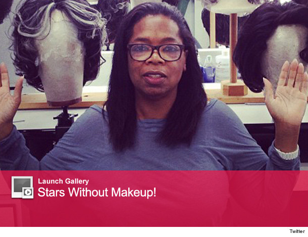 Oprah Winfrey 2013 No Makeup Oprah Winfrey S...