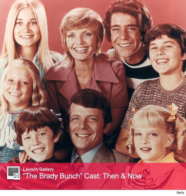 """The Brady Bunch"" Cast -- Now & Then!"