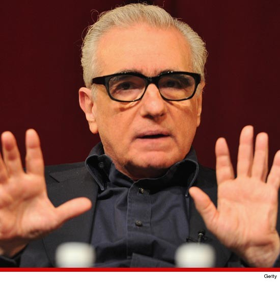 The Departed Martin Scorsese: Martin Scorsese Lawsuit -- PAY UP For Bailing On Our Movie