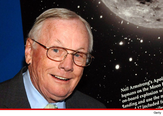 Neil Armstrong Dead -- First Man on Moon Dies at 82 | TMZ.com