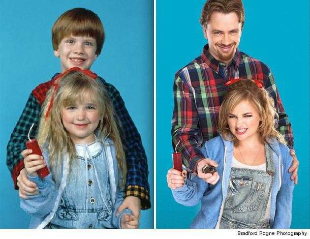 """Problem Child"" Cast Reunites -- See Them Then & Now ..."