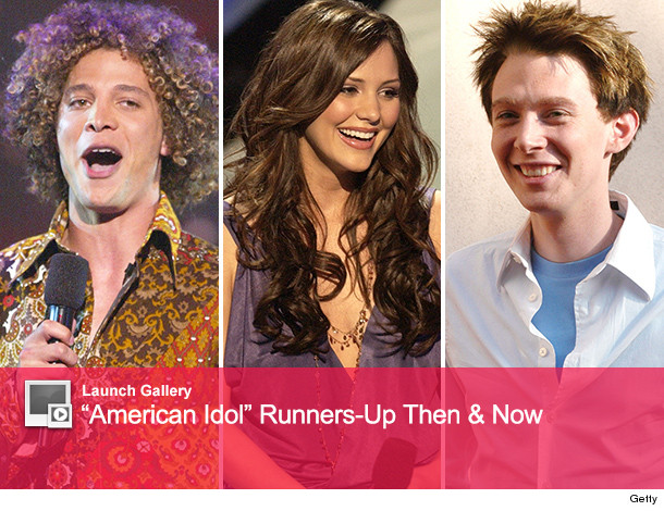 american idol 2nd place winners
