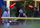 Nuclear Confrontation Between Carey Hart and Paparazzo in Malibu