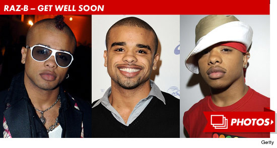 Raz-B -- ON LIFE SUPPORT ... Comatose After Bottle Attack