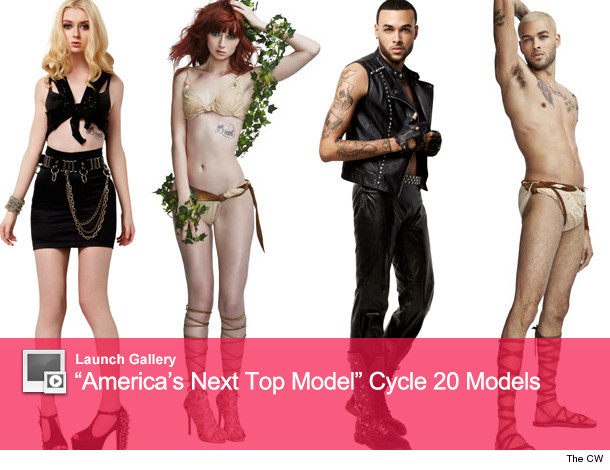 america s next top model makeovers see the before afters