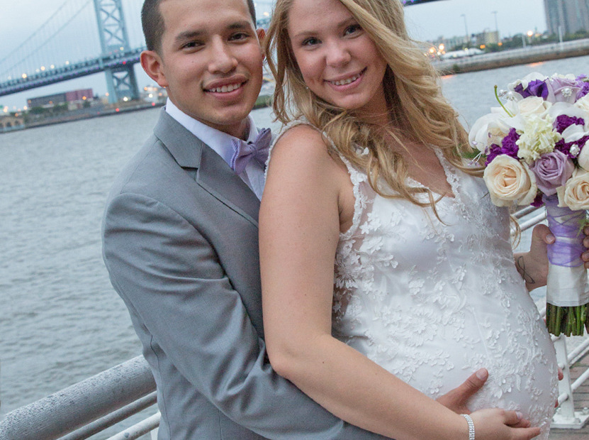 Pregnant Quot Teen Mom 2 Quot Star Kailyn Lowry Gets Married