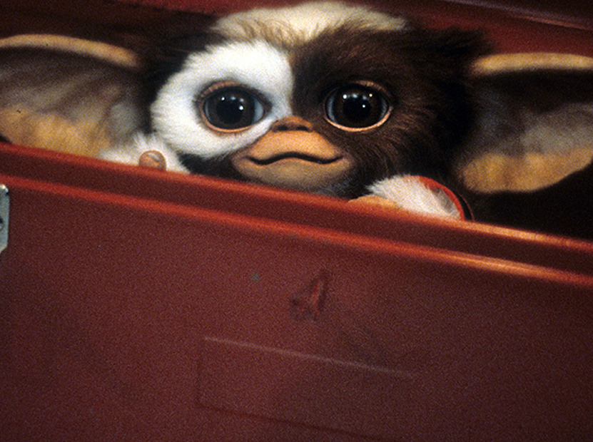 gizmo from the gremlins