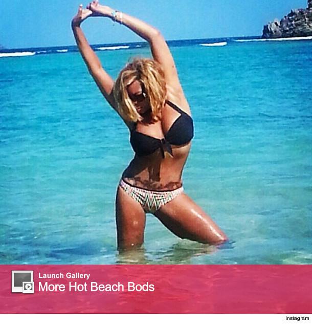 3da8748a3 Wendy Williams Flaunts Bikini Bod and Large Tattoo!   toofab.com
