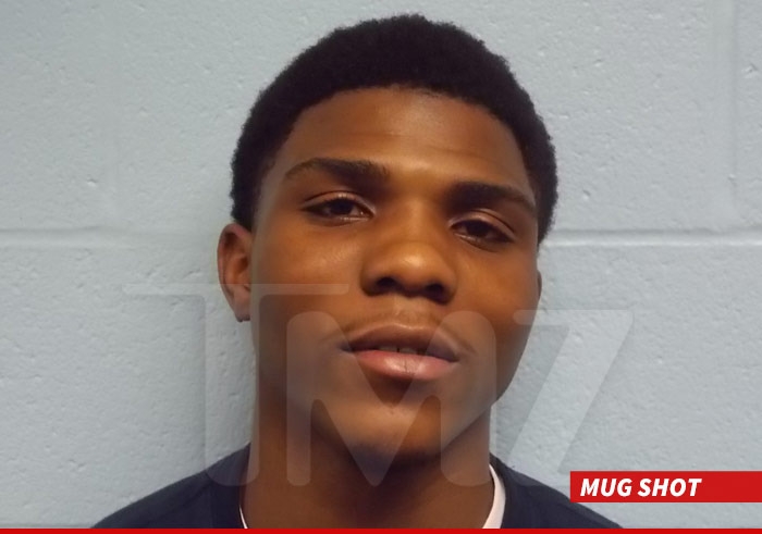 Young Colin Clark NCAA Basketball Star S...