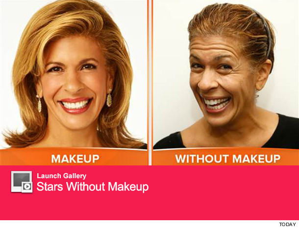 """""""Today"""" Stars Go Without Makeup, See Their Fresh Faces ..."""