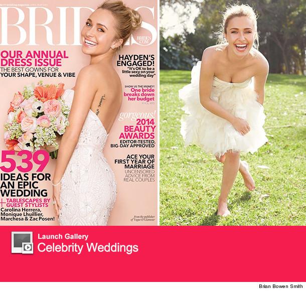 Hayden Panettiere Rocks Wedding Dresses Talks Recent Engagment