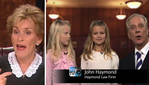 Judge Judy -- P.I. Lawyer Fires Back ... I Wasn't Promoting Me, I Was Promoting You!