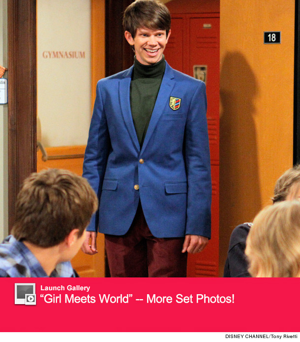 """Meet The Cast Of """"Girl Meets World"""" -- See The First"""