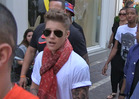 Justin Bieber Channels His Inner Kanye West ... 'Don't Talk'