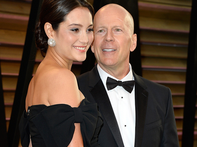 Bruce Willis & Wife Emma Heming Welcome Baby Girl -- Find ...