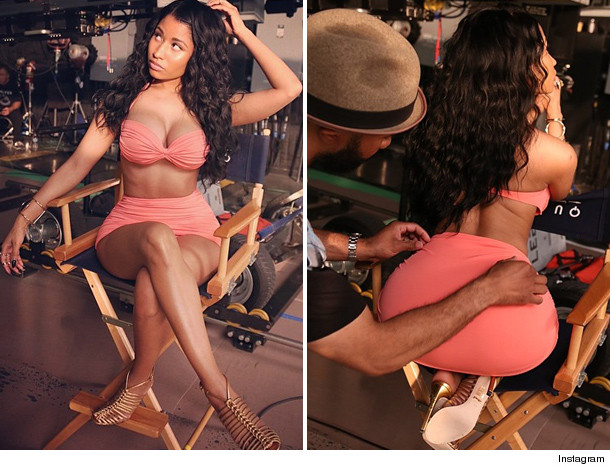 Nicki minaj sexy butt