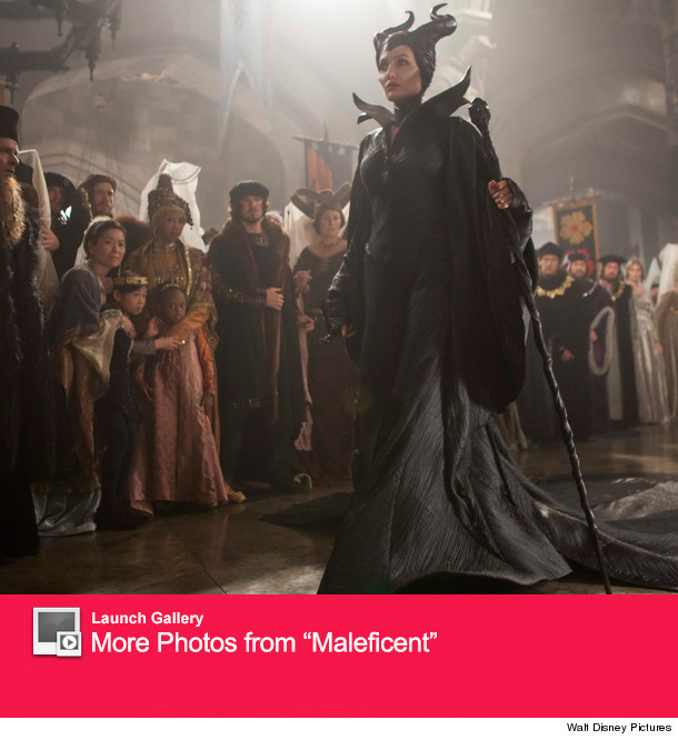 Pax Zahara Spotted In New Maleficent Photo They Re So