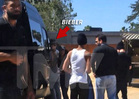 Justin Bieber -- Flips Over Pics at Stable ... Y'All Better Gitalong, Bitch! [VIDEO]