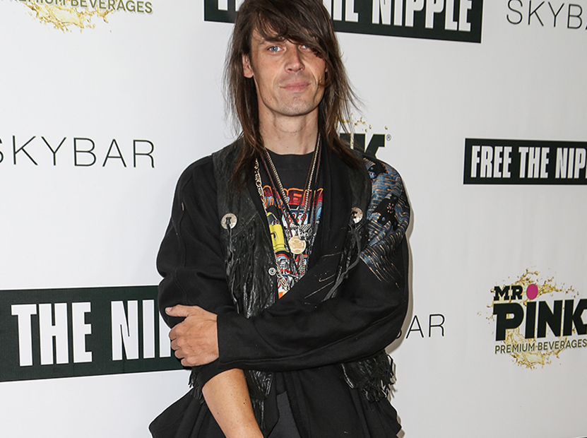 Former Mtv Vj Jesse Camp Resurfaces See What He Looks