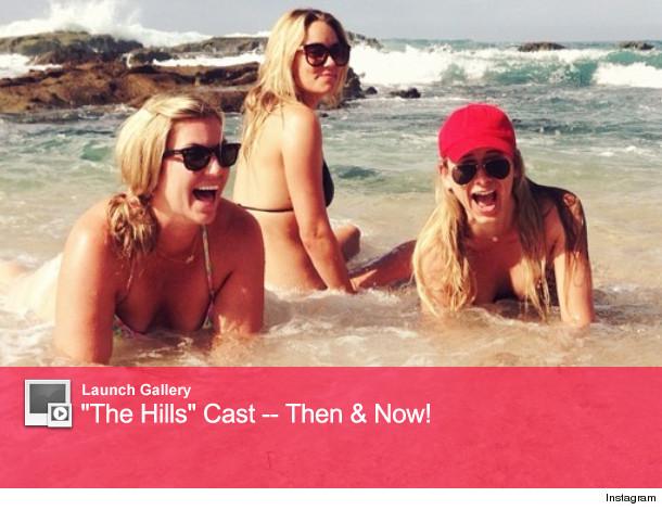 Lauren the hills bikini