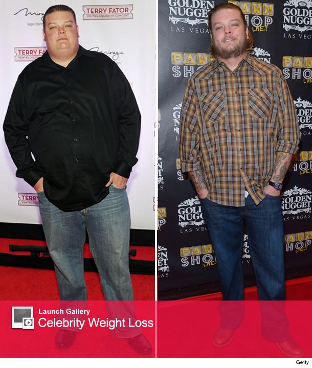 """""""Pawn Stars'"""" Corey Harrison Debuts 192-Pound Weight Loss"""