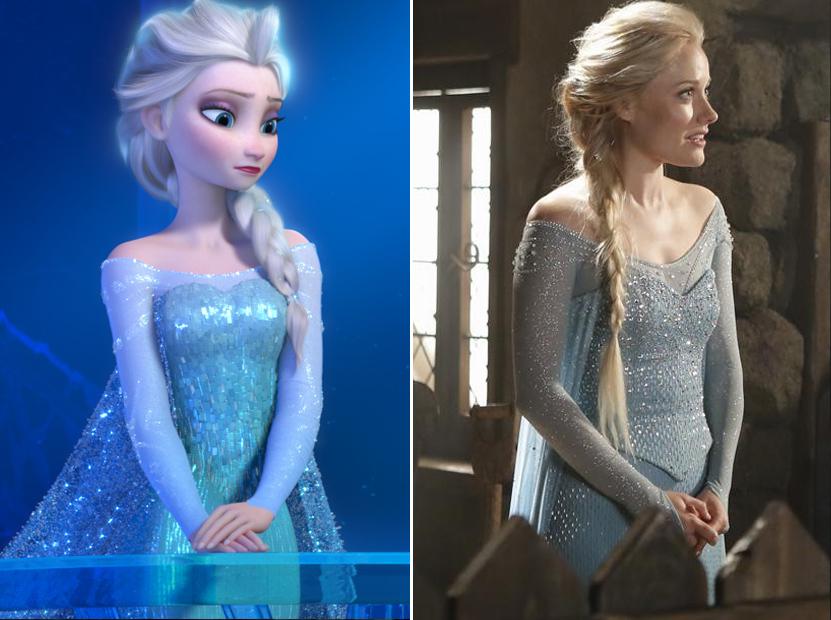 Elsa frozen got job in top secret biotech lab part 1 - 4 1