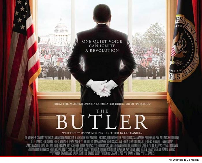'The Butler' -- Priceless Script Signed by Oprah STOLEN ...