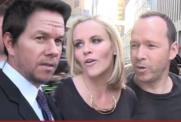 Mark Wahlberg -- Skipping Donnie Wahlberg & Jenny McCarthy ...