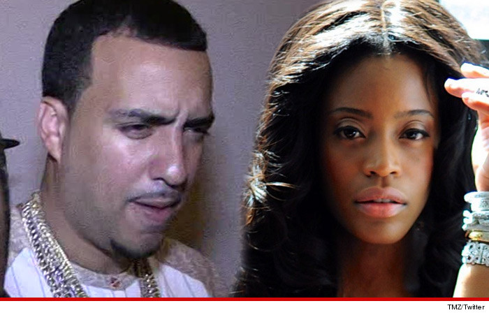 fe874b42394 french montana and trina french montana accused of ditching son for  girlfriends