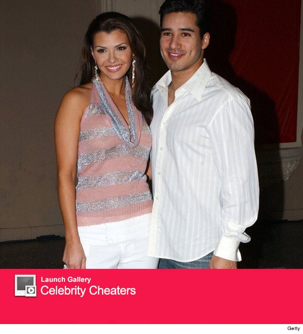 Mario Lopez I Wasn T In Love With Ex Wife Ali Landry