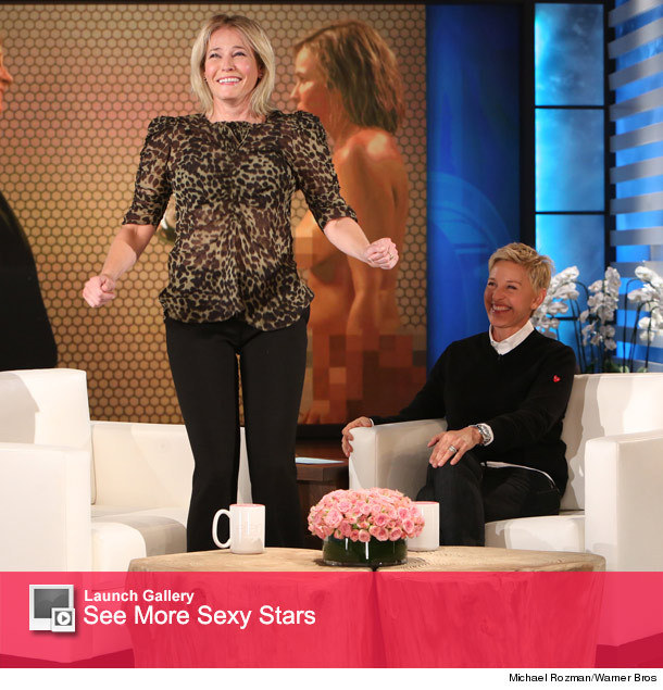 Chelsea Handler posts yet another topless photo on