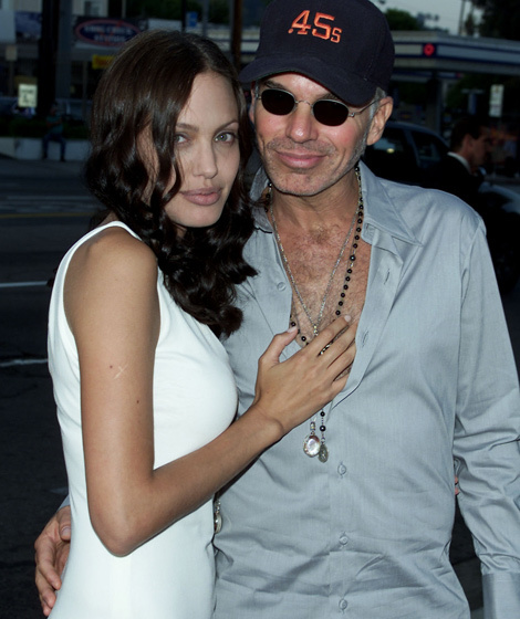 Billy Bob Thornton: Angelina Jolie Thought Our Vials Of