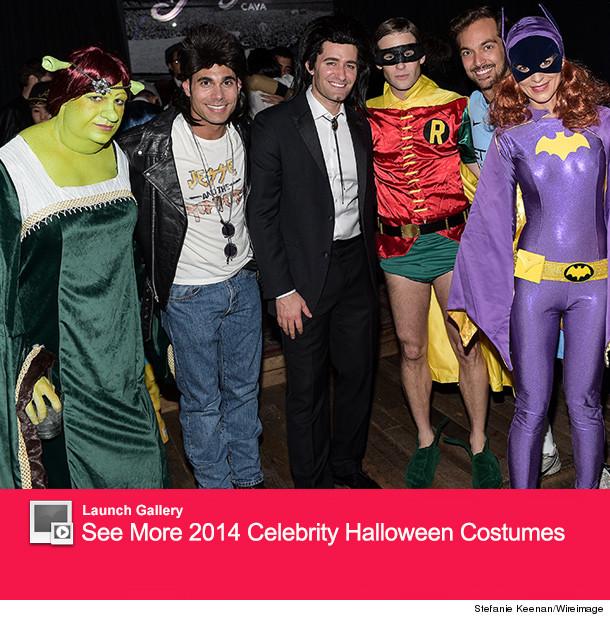 Matthew Morrison Celebrates Birthday With Epic Halloween Party