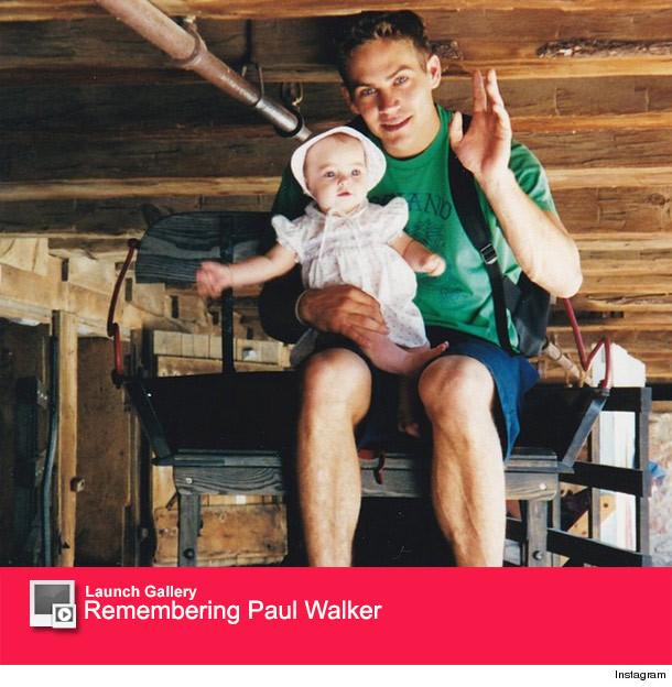 Paul Walker's Daughter, Vin Diesel & Michelle Rodriguez Remember