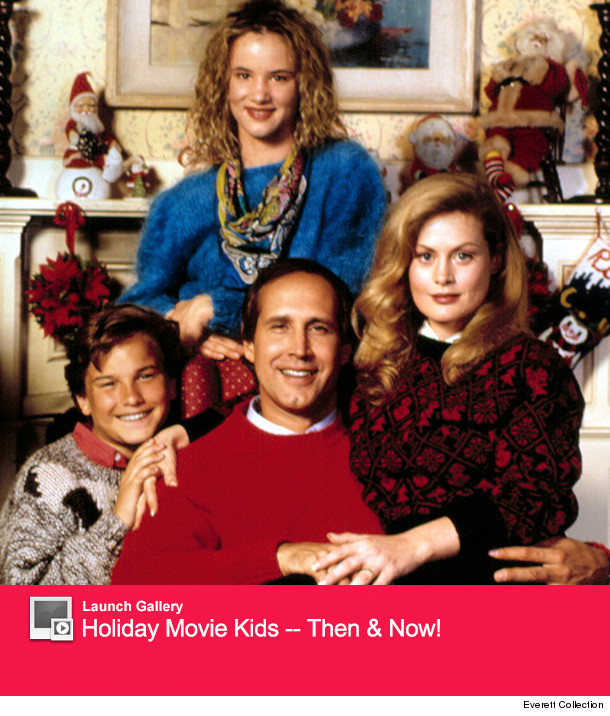 Christmas With The Griswolds.Five Fun Facts About National Lampoon S Christmas Vacation