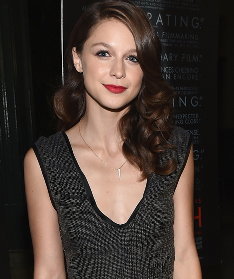 "Melissa Benoist Lands Lead Role In CBS' ""Supergirl"