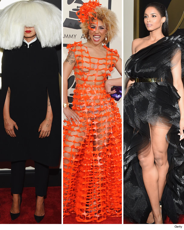 Grammy Awards Fashion: See the Most Outrageous Outfits ...Outrageous Outfits