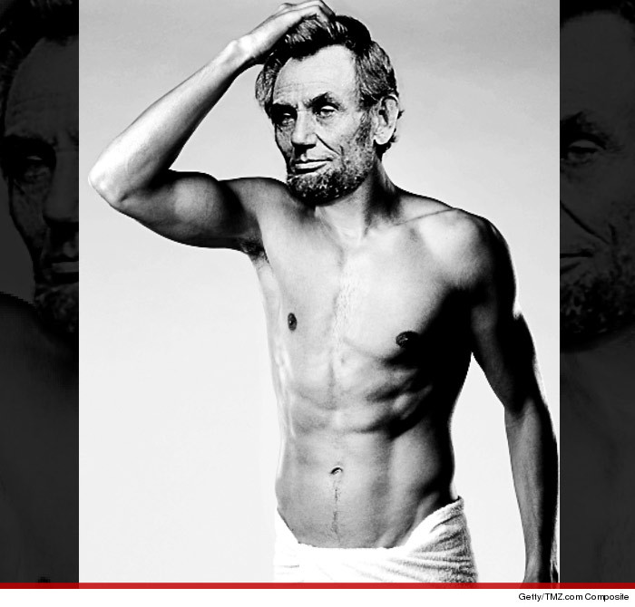 Abraham lincoln sexy