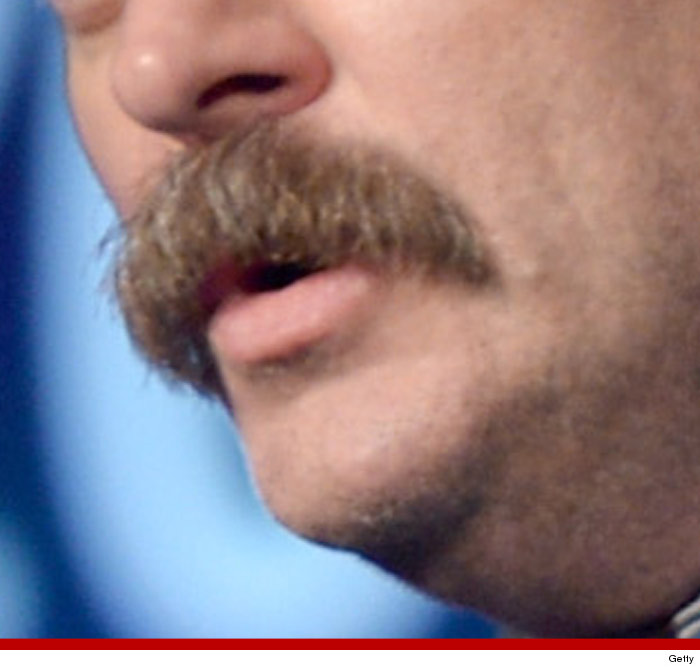 """How To Get Dog Hair Out Of Car Carpet >> 30 Dirty Ron Swanson Mustache Pics To Give """"Parks and"""