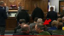 'American Sniper' Trial -- Dallas Cowboys Legend Attends Verdict