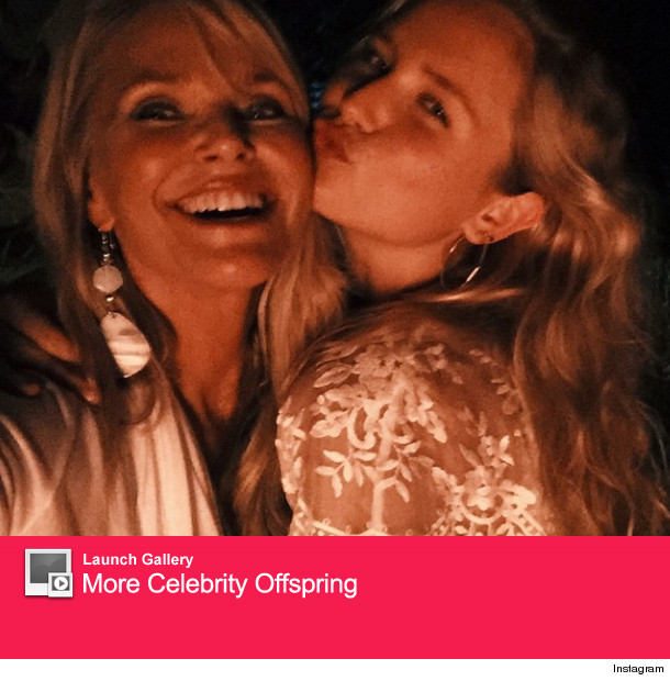 18823a52504 Christie Brinkley s Daughter Looks Just Like Her Model Mama